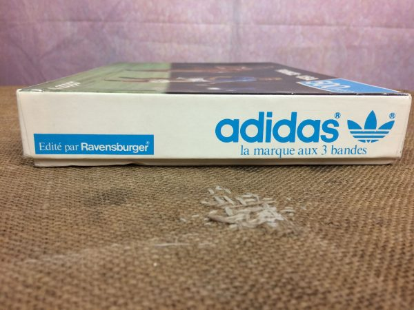 Puzzle FRANCE USA Adidas 1979 Incomplet Foot Gabba Vintage 5 - PuzzleFRANCE USA Adidas 1979 Incomplet Foot