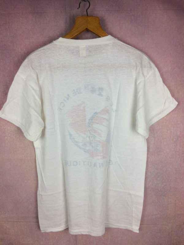 T Shirt Vintage 80s LES 24 h DE NICE Aigle Nautique 1 - T-Shirt Vintage 80s LES 24 h DE NICE Aigle Nautique