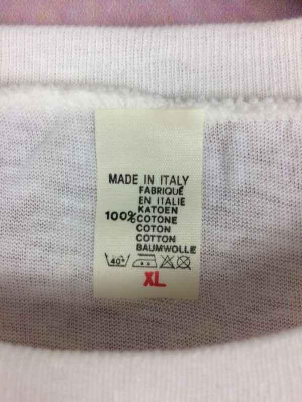 T Shirt Vintage 80s LES 24 h DE NICE Aigle Nautique 4 - T-Shirt Vintage 80s LES 24 h DE NICE Aigle Nautique