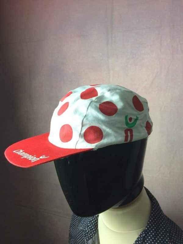 TOUR DE FRANCE Casquette Champion Cyclisme Gabba Vintage 2 - TOUR DE FRANCE Casquette Champion Cyclisme