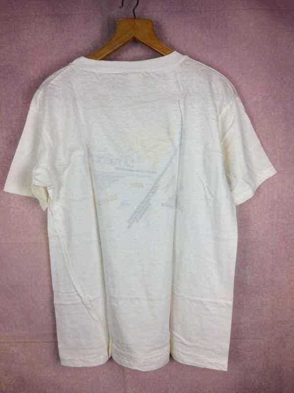 LA POSTE T Shirt Bougez avec la poste Annee 1986 Vintage 80s 1 1 - LA POSTE T-Shirt Bougez avec la poste Année 1986 Vintage 80s