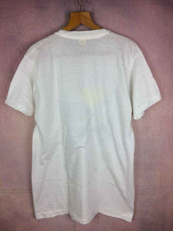 LA POSTE T Shirt Bougez avec la poste Annee 1986 Vintage 80s 5 - LA POSTE T-Shirt Bougez avec la poste Année 1986 Vintage 80s