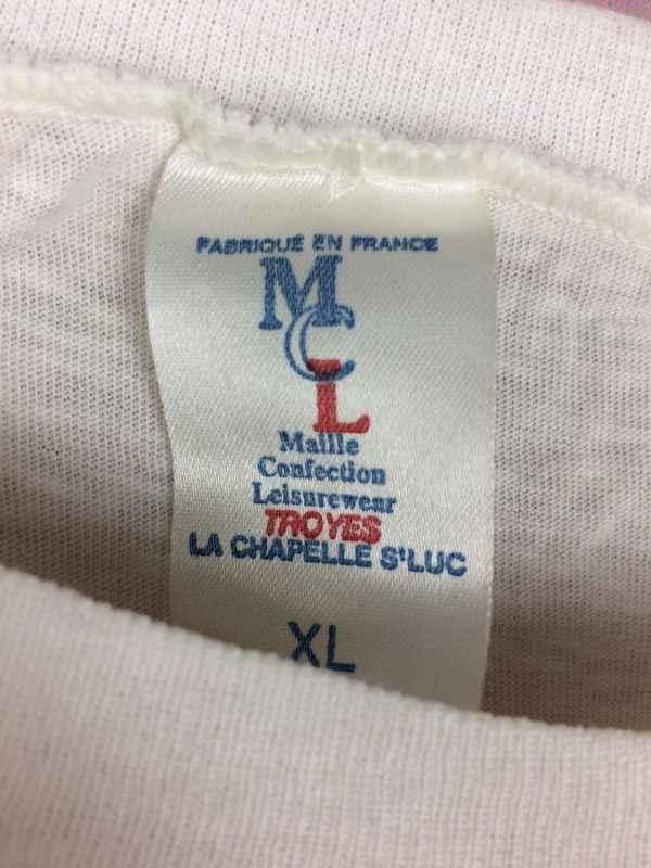 LA POSTE T Shirt Bougez avec la poste Annee 1986 Vintage 80s 9 - LA POSTE T-Shirt Bougez avec la poste Année 1986 Vintage 80s
