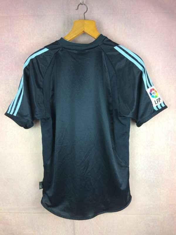 REAL MADRID Maillot 2003 2004 Away Adidas Liga Football.. 3 - REAL MADRID Maillot 2003 2004 Away Adidas Liga Football Galactiques Espagne