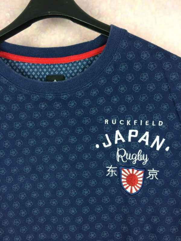 RUCKFIELD T Shirt Japan Rugby Pride and Honor Gabba.. 3 - RUCKFIELD T-Shirt Japan Rugby Pride and Honor