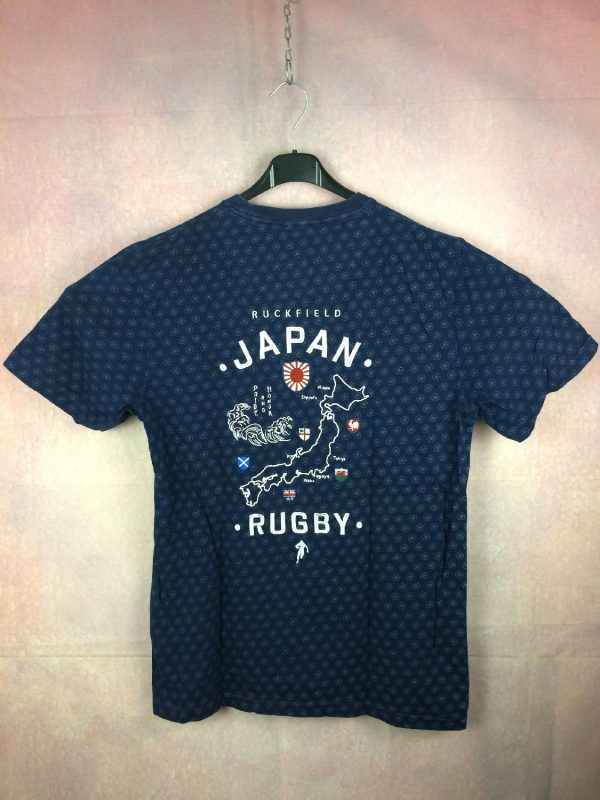 RUCKFIELD T Shirt Japan Rugby Pride and Honor Gabba.. 5 - RUCKFIELD T-Shirt Japan Rugby Pride and Honor