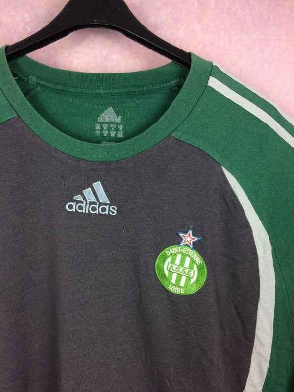 SAINT ETIENNE T Shirt 2006 2007 Adidas ASSE Football .. 3 - SAINT ETIENNE T Shirt 2006 2007 Adidas ASSE Football