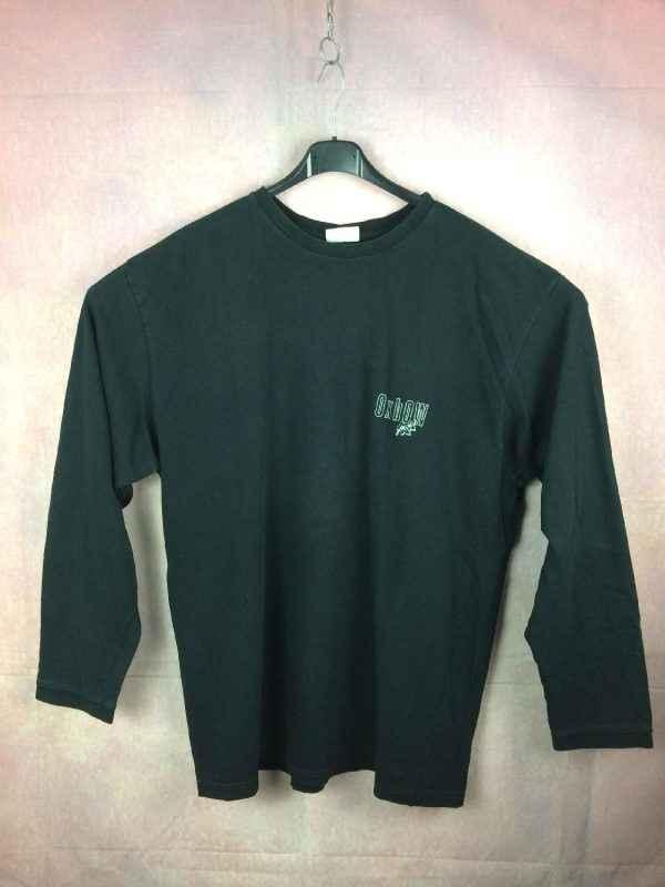 T Shirt OXBOW Annee 1997 Vintage Annees 90s Surf Longboard 2 - T Shirt OXBOW Année 1997 Vintage Années 90s Surf Longboard