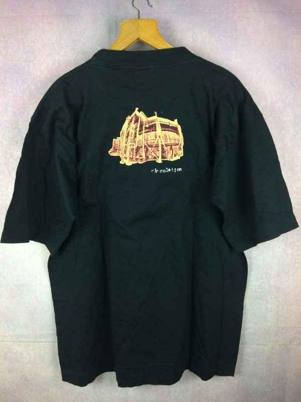 T Shirt PEARL JAM Vital Circulation Tour 1995 Vintage.. 6 - T-ShirtPEARL JAMVital Circulation Tour 1995 Vintage Licence Officielle Jamais Porte