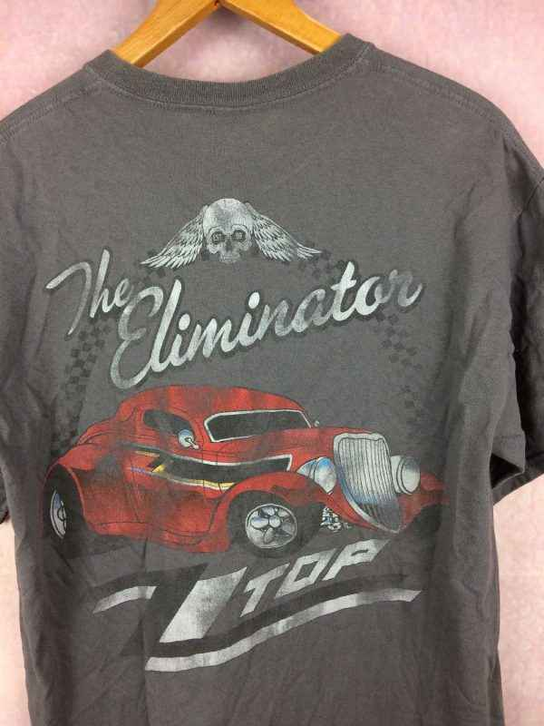 T Shirt ZZ TOP The Eliminator Est 69 Retro Vintage 1 1 - T Shirt ZZ TOP The Eliminator Est 69 Retro Vintage