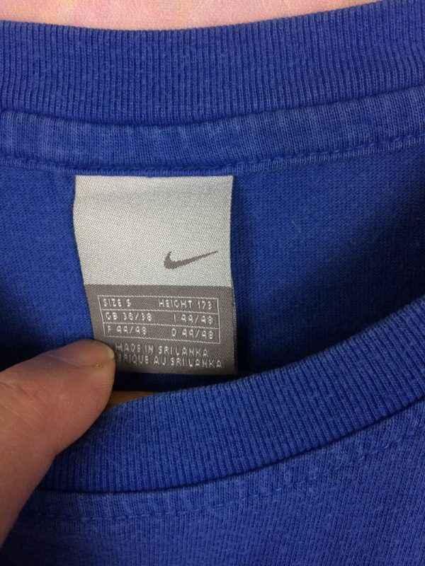 adriano t shirt 7 brasil nike vintage bresil 3 - ADRIANO T-Shirt N°7 Brasil CBF Nike Vintage 00s Brésil