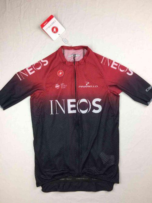 Maillot Cyclisme INEOS Team 2019 Castelli Climber's 3.0.. (2)