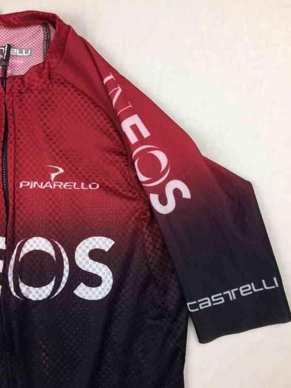 Ineos 3 resultat - Maillot Cyclisme INEOS Team 2019 Castelli Climber's 3.0 Rosso Corsa Pinarello Tour de France Neuf avec étiquette Homme