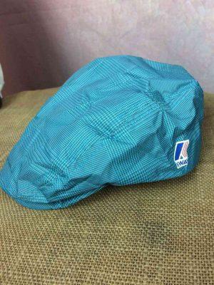 Casquette K-WAY Plus +, Repliable et zippée, Taille 49 enfant, Polyester, Windbreaker, Waterproof, Breathable, Neuf jamais portée