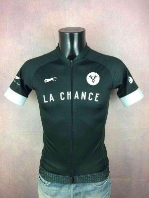 LE BRAM Maillot, Version La Chance Club Cycliste Paris, Saison 2017, Imaginé et Fabriqué en France, Cyclisme Jersey Trikot Camiseta