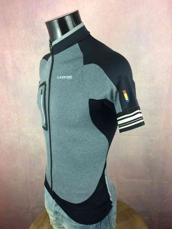 LOOK Maillot Ultra 2016 Cycling Performance Designed in 3 - LOOK Maillot Ultra 2016 Cycling Performance Designed in France Made in Italy Cyclisme