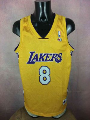 LOS ANGELES LAKERS Maillot Kobe Bryant #8 Swingman NBA