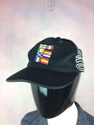 CasquetteEuro 96 UEFA , Véritable vintage années 90, marque Umbro, License officielle Euro 96, visuels brodés, Street Cap Gorra Hat Snapback Football