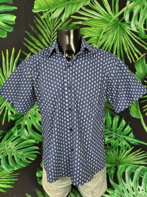 Chemise Souleiado Manches courtes 3 - Vetement Global