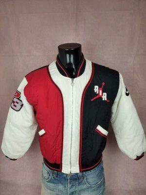 AIR JORDAN Bomber Authentic Nike Vintage Années 90s N°23 (2)