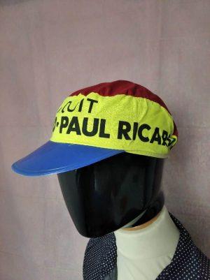 Circuit Paul Ricard Casquette, Vintage année 80, Neuf, Jamais Porté, Taille unique, Formule 1, Racing, Eroica Cyclisme Fixie Route Hat Old School