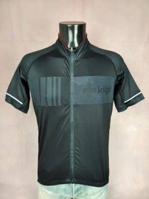 Maillot Kilpi, Tested by North, Modèle Chaser M, Technologie Opti Dry, Taille XL, Couleur Noir, Neuf avec étiquette, Jersey Racing Gravel Route Homme