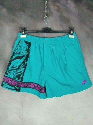 NIKE Shorts Challenge Court Vintage Années 80s