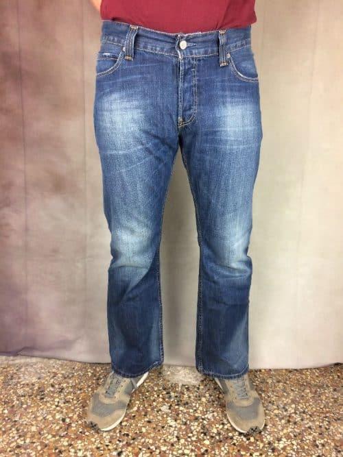 LEVIS 512 Jeans 0308 Bootcut Boutons Coton W33 L30